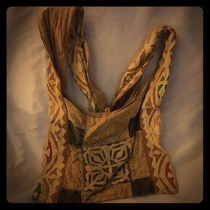 Hobo bag/ hippie bag